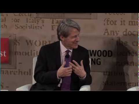 2013 Nobel Prize winner in Economics talks about bubble economic climate