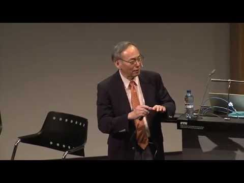 Richard R. Ernst Lecture 2015: Nobel Prize Laureate Steven Chu speaks at ETH Zurich