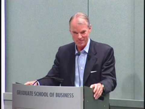 A. Michael Spence, 2001 Nobel Prize Winner in Economic Sciences, Delivers Final Lecture