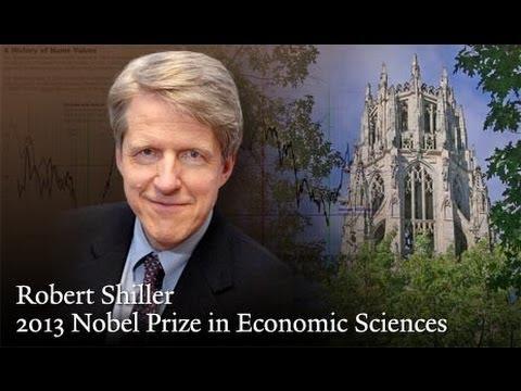 Robert J. Shiller shares 2013 Nobel Prize in Financial Sciences