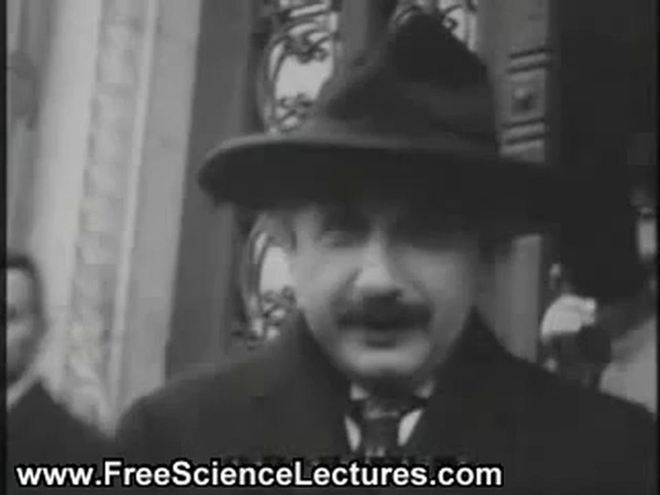 Solvay Physics Conference 1927