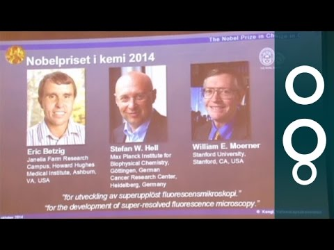 Nobel Prize For Chemistry 2014 – Announcement And Comment