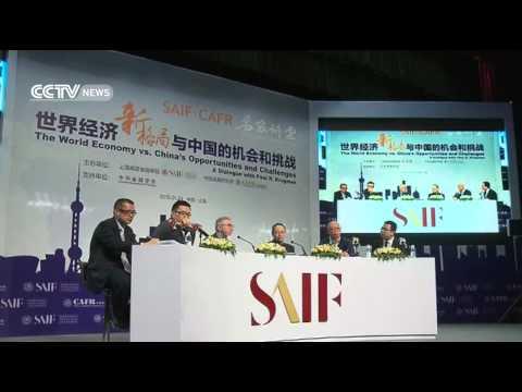 Financial Nobel Prize winner on China's genuine estate bubble