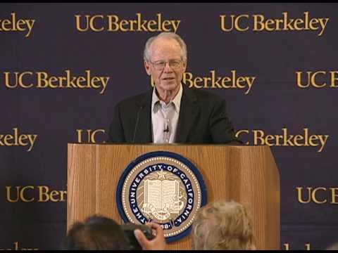 UC Berkeley Professor Oliver Williamson wins the 2009 Nobel Prize in Economics