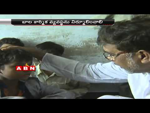 Nobel Prize winner Kailash Satyarthi with ABN  We have to guard our small children with more treatment