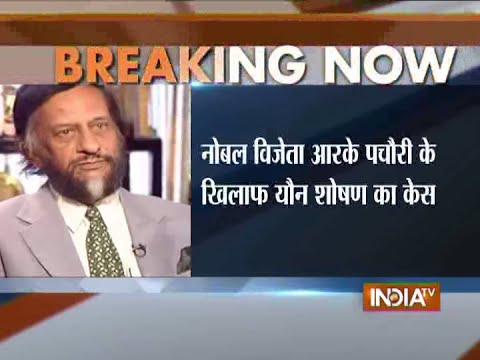 Sexual Harassment: Girl Documents Case In opposition to Nobel Prize Winner R.K Pachauri – India Tv set