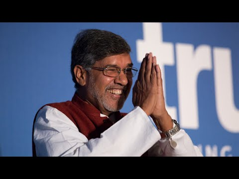 Believe in Gals 2014 – Keynote: Kailash Satyarthi – Nobel Laureate
