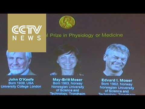 three share 2014 Nobel Prize in physiology or medicine for mind study