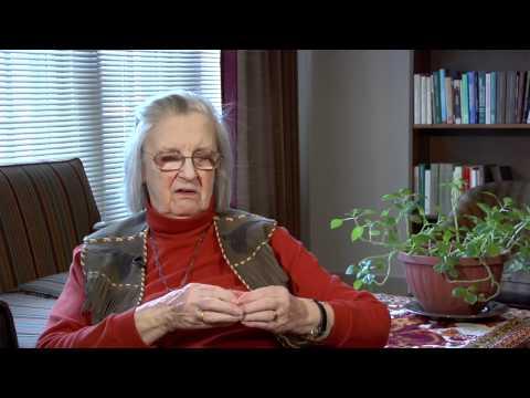 Job interview with Nobel Prize Winner Professor Elinor Ostrom