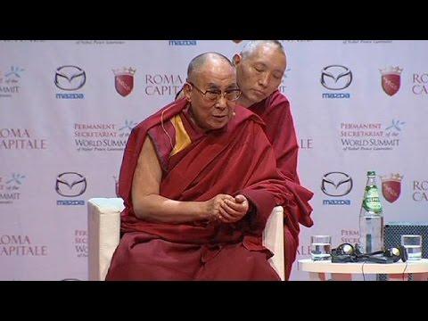 Nobel Peace Prize winner criticises Pope's refusal to meet the Dalai Lama in Rome
