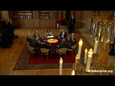 2011 Nobel Laureates in a round table dialogue plan, Nobel Minds