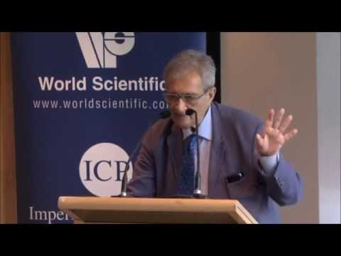 Speech by Visitor-of-Honour Amartya Sen, Nobel Laureate in Financial Sciences (Section 2)