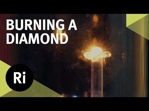 2012 Xmas Lectures – Burning a Diamond