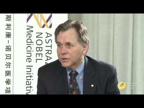 How have you maintained your get the job done-everyday living harmony? Nobel Laureate Barry Marshall