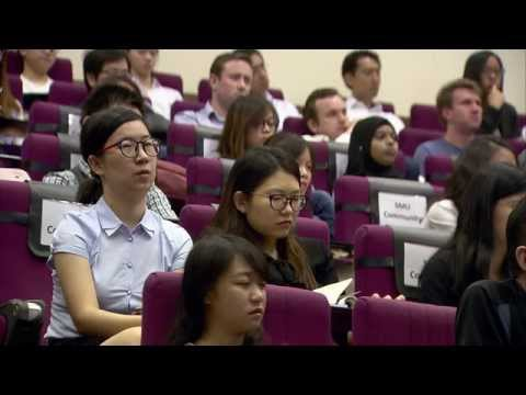 Nobel Prize Sequence Singapore 2015 – Lecture by Sir James Mirrlees