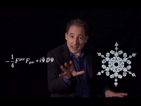 Brian Greene explains some math driving the Higgs Boson