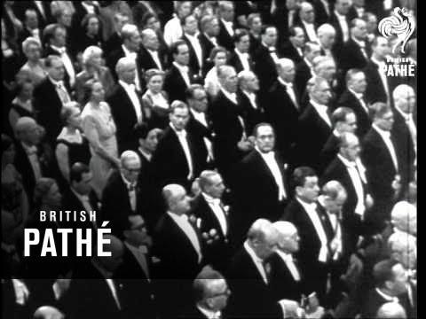 Selected Originals – Nobel Prizes (1950)