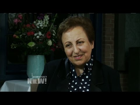 Iranian Nobel Peace Prize Laureate Shirin Ebadi on Nuclear Deal, Islamic Point out, Women's Legal rights