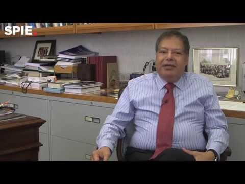 Ahmed Zewail invitations you to rejoice the Intercontinental Year Light in 2015