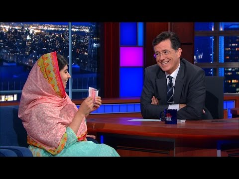 Malala Yousafzai & Stephen Do Card Tips