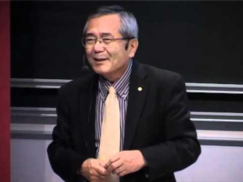 The Nobel Prize Lectures in Uppsala 2010 – Chemistry Laureate Ei-ichi Negishi