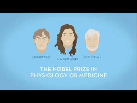 Nobel Prize in Medication 2014 – Animated infographic