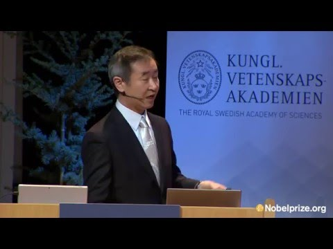 Takaaki Kajita: Discovery of atmospheric neutrino oscillations
