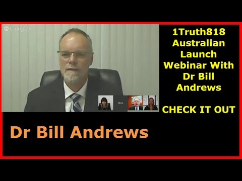 One particular Truth 818 Webinar with Dr Invoice Andrew interviews by Greg Milner