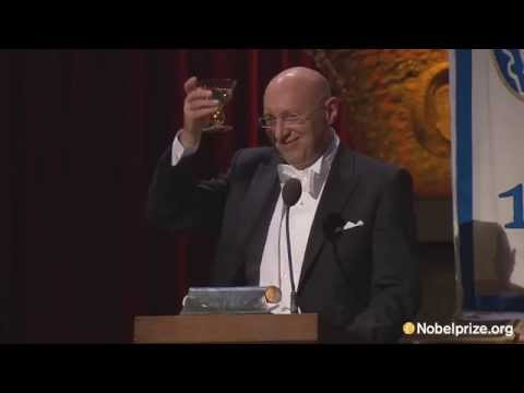 Nobel Banquet 2014 – Speech by Stefan W. Hell