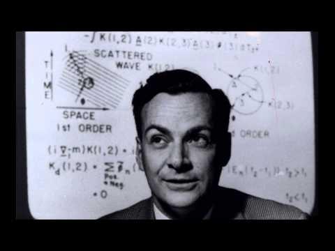 Richard Feynman – Trouble Fixing