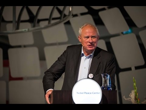 Geir Lundestad on the 2014 Nobel Peace Prize