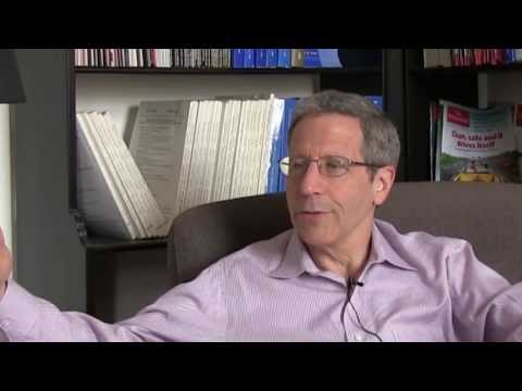 CERGE-EI Temporary Job interview with Nobel Prize Winner Eric Maskin