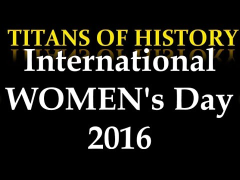 International Women's Day 2016 March eight Google Doodle One Day I Will IWD United Nations Terrific Girls