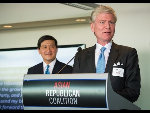 GOP Makes Asian Coalition — With One Asian