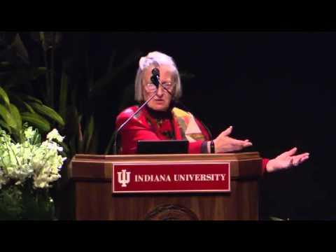 Elinor Ostrom Nobel Prize in Economics Lecture