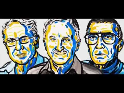 Nobel prize for chemistry winners give their reactions