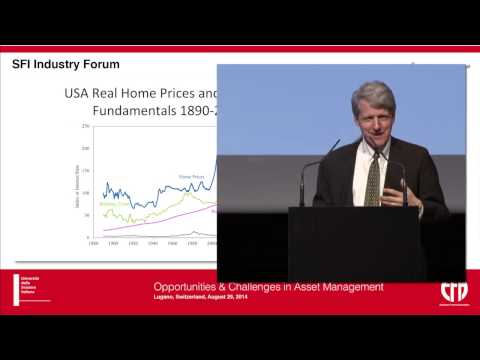 Nobel Prize Prof. Robert J. Shiller on Marketplace Effectiveness and the Part of Finance in Culture