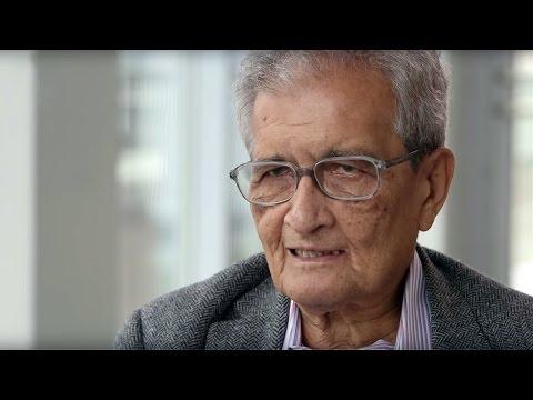 Amartya Sen on the Sustainable Progress Aims #globalgoals