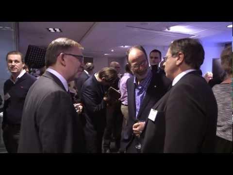 Nobel Prize winner Alvin E. Roth visits Alumni Celebration