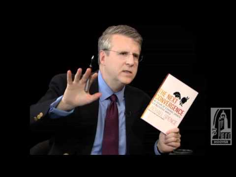 Economic growth with Nobel Laureate Michael Spence: Chapter 2 of 5
