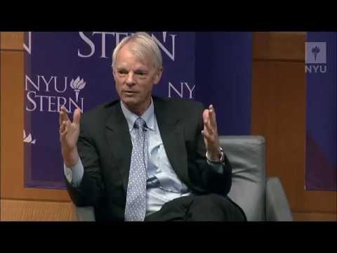 Nobel Laureate Professor Michael Spence & The Economist's Matthew Bishop Talk about Work