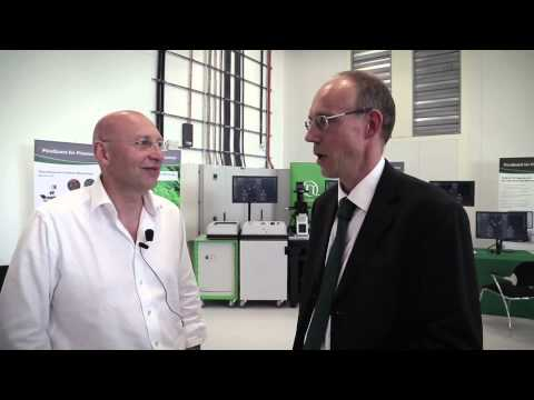 Interview with Stefan W. Hell (Nobel Prize in Chemistry 2014)