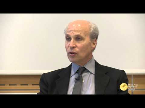 Nobel Laureate Roger Kornberg clarifies his key fears for youthful researchers