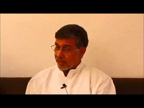 Kailash Satyarthi, Nobel Peace Prize Laureate 2014 talks about the job of ICI