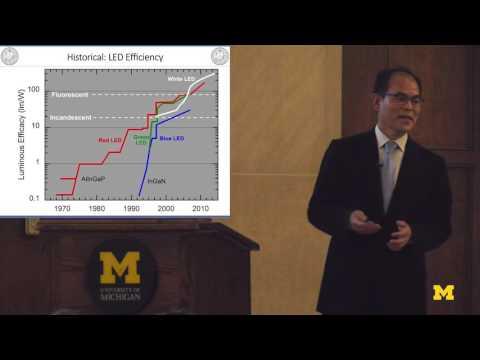 Shuji Nakamura, Nobel Laureate | Highway towards the new light-weight