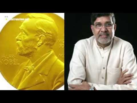 Kailash Satyarthi Indian children's legal rights activist and Nobel Peace Prize Laureate