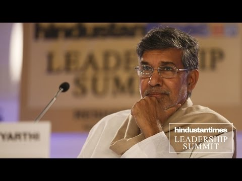 Kailash Satyarthi – The Nobel Prize is just the Start out