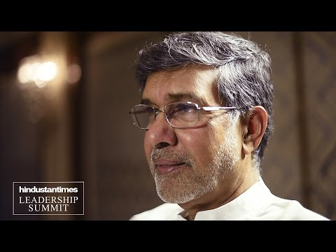 Kailash Satyarthi: Nobel Prize is Just a Comma, not a Total-Halt