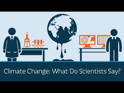 Climate Alter: What Do Scientists Say?