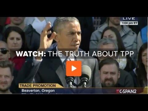 Online video: Nobel Prize winner fact-checks the president on TPP